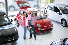 Car Finance Sydney (Proficient Finance Group) Tags: new car family excited dealership happy dealer celebrating buy together cheerful customer mom daddy happiness child positive agent couple saloon auto automobile emotion salesman showroom vehicle love buyer choosing woman shopping daughter girl business man confident insurance sale salesperson selling female male salon people transportation industry agreement explaining finance horizontal