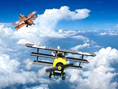 Magnificent Courage (JW_Productions) Tags: werner voss dogfight fokker se5 biplane world war lego brickarms dri