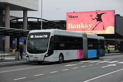 Schiphol VDL Citea SLFA 181 bus no.9747 , Amsterdam 26.12.2018 (szogun000) Tags: amsterdam netherlands nederland city cityscape vehicle bus autobus vdl vdlcitea electric citeaslfa181 connexxion 9747 line180 masstransit publictransit transportation urban noordholland northholland canon canoneos550d canonefs18135mmf3556is
