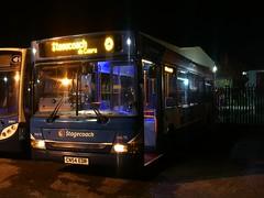 Stagecoach 34670 (jamietunstall) Tags: transportation travel buses bus stagecoachwales wales stagecoach stagecoachbus stagecoachuk caerphilly busdepot