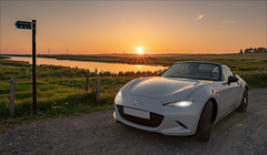 MX5 Mk4 (Nick.Coombs) Tags: mazda mx5 mk4 car sports sunset