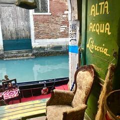 Libreria Acqua Alta (Maurizio Zanetti - mauzzan) Tags: libreriaacquaalta libreriaacquaaltavenezia venezia venice venezia360 igersitalia igersvenezia labellavenezia mauzzan mauriziozanetti mobilephotography iphone iphoneography iphonephotography iphone7 streetwise street streetphotography