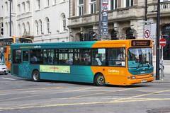 Cardiff Bus 519 CN53 ANP (johnmorris13) Tags: cardiffbus cn53anp transbus transbusdart transbuspointer bus