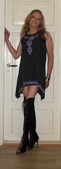 #smile #happygirl #feelingpretty #posing #summerdress #highheels #overkneeboots #romansandals #peeptoe #realscandinavianblonde #blondeshavemorefun #transisbeautiful #transvestite #boots (Gina_N_Tonic) Tags: transisbeautiful highheels blondeshavemorefun summerdress happygirl overkneeboots romansandals smile realscandinavianblonde feelingpretty boots peeptoe posing transvestite
