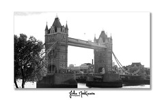 Tower_Bridge_01 (John MacKinnon Photography) Tags: london bridge thames river bw nikond750 nikon 2470