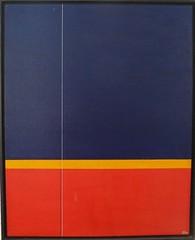 TRILOGIE 1  1984 (HolgerArt) Tags: konstruktivismus gemälde kunst art acryl painting malerei farben abstrakt modern grafisch konstruktiv