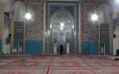 Masjed-e Jāmeh-e (**yukiko**) Tags: yazd masjede jāmehe moschea blu rituals persia iran architettura architecture