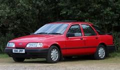 H141 JPP (Nivek.Old.Gold) Tags: 1991 ford sierra 18 lx