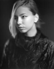 Katarina (Braca Nadezdic) Tags: studio analog largeformat 4x5 graflex speedgraphic aeroektar kodak kodaktrix320
