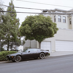 San Francisco (bior) Tags: san francisco sanfrancisco square xf23mmf14 house home street car fujifilm xe1 fujifilmxe1
