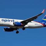 N636NK - Spirit Airbus A320 thumbnail