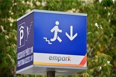 Lisbon 2018 – Mr. Stick walks into the abyss (Michiel2005) Tags: abyss afgrond mrstick bord parking portugal lisbon lissabon lisboa
