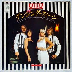 ABBA - Dancing Queen (1977) Single (Christian Montone) Tags: records vinyl 1970s 70s abba single