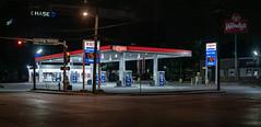 Exxon Gas Station (acstnl) Tags: 2019 january a6000 dallas exxon gas sel70200g sony station