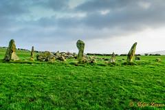 Bocan Stone circle, Glackadrumman County Donegal (Salmix_ie) Tags: bocan stone circle glackadrumman culdaff county donegal ireland megalitic druids pagan ritual burial chamber graveyard worship holy nikon nikkor d500 january 2019