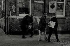 Smash Hits 1972 (Bury Gardener) Tags: burystedmunds bw blackandwhite britain suffolk street streetphotography snaps streetcandids strangers candid candids people peoplewatching folks 2018