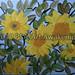 """Sunshine"" by S Corpron, acrylic, $35.00"