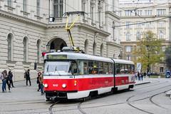 BRN_1047_201811 (Tram Photos) Tags: ckd tatra k2p brno brünn strasenbahn tram tramway tramvaj tramwaj mhd šalina dopravnípodnikměstabrna dpmb
