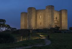 Castel del Monte (Paolo Dell'Angelo (JourneyToItaly)) Tags: casteldelmonte andria puglia italia bluehour castle apulia italy architecture