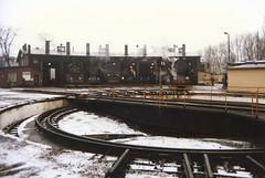 45.13 (Ray's Photo Collection) Tags: poland steam railway train pkp railways polish winter snow tour rail