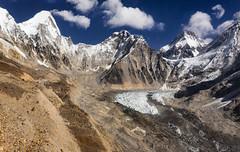 Khumbu Glacier (yan08865) Tags: khumbu glacier nepal asia everest mountains travel landscapes icefall earth pavlis patthar annapurna nature himalaya trekking top canon photographers himalayas nuptse
