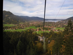 Easy riding (aniko e) Tags: autumn wallberg tegernsee bergbahn outdoors germany bayern bavaria