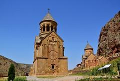 Noravank monastery - ARMENIA (Rostam Novák) Tags: architecture armenia noravank monastery summer landscape outdoor sky history 500px