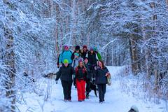 537A6303 (sullivaniv) Tags: alaska eagle river biggs bridge hiking group