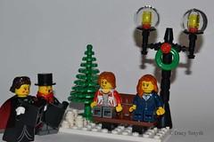 Carols (347/365) (Tas1927) Tags: 365the2018edition 3652018 day347365 13dec18 lego minifigure minifig