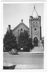 FIRST BAPTIST CHURCH EDMONTON ALBERTA (jasonwoodhead23) Tags: edmonton alberta historical church