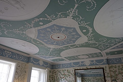 pitzhanger manor 12 (smallritual) Tags: pitzhangermanor ealing london johnsoane reopening 1800 neoclassical regency architecture georgedance wallpaper chinoiserie