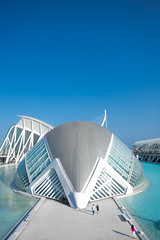 IMG_7279.jpg (Bri74) Tags: architecture blue ciudaddelasartesylasciencias color hemisferic spain valencia water