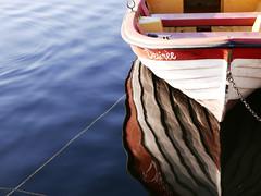 Desirèe (Francesco Chiapperini) Tags: boat lago grande di avigliana italia italy lake val susa inverno winter 2019 lumix panasonic lx100 lx 100 dmclx100