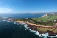 Long Reef headland - colour palette from the air #marineexplorer (Marine Explorer) Tags: nature marine coastline australia marineexplorer