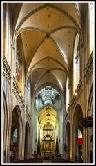 Paseando por Bélgica (edomingo) Tags: edomingoolympusomdem5 mzuiko1240 belgica amberes catedral arquitectura