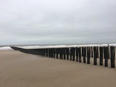 Domburg, Zeeland (Wildrie) Tags: iphonephoto iphone iphone6s natuur nature 2019 januari water thenetherlands zeeland domburg sea beach