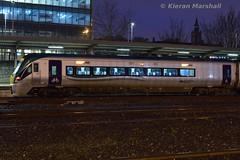 22003 at Heuston, 11/1/19 (hurricanemk1c) Tags: railways railway train trains irish rail irishrail iarnród éireann iarnródéireann 2018 22000 rotem icr rok 3pce dublin heuston 22003 1732heustonportlaoise