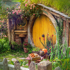 Hobbit veggies for sale. (Flight of life) Tags: