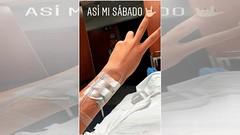 Sofía Castro desata las alarmas por nueva imagen dentro del hospital (FOTO) (HUNI GAMING) Tags: sofía castro desata las alarmas por nueva imagen dentro del hospital foto