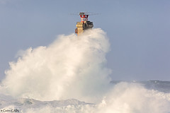 Ouessant, coup de vent au Nividic (cedric.cain29) Tags: cedriccaïn ouessant îledouessant iroise bretagne finistère phare lighthouse pharedenividic nividic lumièresdouessant rochers paysages bzh tempête pointedepern