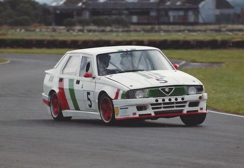 Peter Dalley at Pembrey 1993