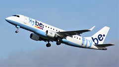 G-FBJJ (AnDyMHoLdEn) Tags: flybe embraer egcc airport manchester manchesterairport 23r