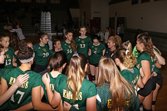 IMG_2336 (SJH Foto) Tags: canon 1018 f4556 stm superwide lens pregame huddle girls high school volleyball emmaus garnet valley state pool play championships