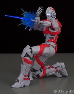 Model Principle Ultraman 8 by Judson Weinsheimer