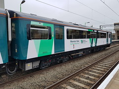 230003 5T53 (chriswarman) Tags: 230003 230 marston vale line bletchley bedford dmu