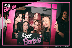 0417 (Ester Vulpiani Photographer) Tags: kill barbie wishlist roma night life dance dancing club clubbing nightlife disco girl girls frame pink fuxia smile smiling happy people kiss love portrait dj djs happiness friendship friends friend 2018 ester vulpiani canon eos 550d