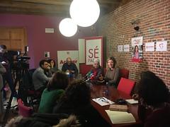 Rueda prensa Natalia Peiró en León- 14 nov 2018 (18)