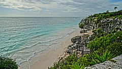 2017-12-07_09-44-12_ILCE-6500_DSC02503 (Miguel Discart (Photos Vrac)) Tags: 2017 24mm archaeological archaeologicalsite archeologiquemaya beach e1670mmf4zaoss focallength24mm focallengthin35mmformat24mm hdr hdrpainting hdrpaintinghigh highdynamicrange holiday ilce6500 iso100 landscape maya meteo mexico mexique pictureeffecthdrpaintinghigh plage sony sonyilce6500 sonyilce6500e1670mmf4zaoss travel tulum vacances voyage weather yucatecmayaarchaeologicalsite yucateque