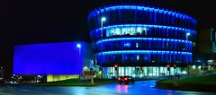 Huddersfield University (Mr_Pudd) Tags: shorehead nightphoto night nikond750 nikon huddersfielduniversity huddersfield