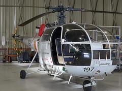 Alouette III 197 (707-348C) Tags: baldonnel baldonnelairport casemont eime helio alouetteiii helicopter bal military irishaircorps iac corps helicopterwing sa316b 197